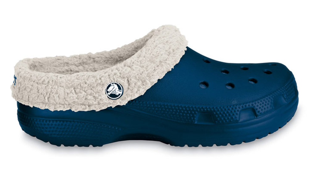 Crocs-Mammoth-Fell-Clogs-Schuhe-NEUWARE-Schoen-Warm
